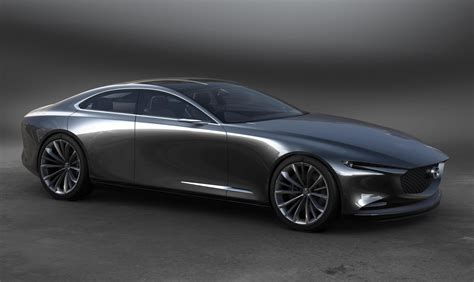a mazda mazda vision coupe concept revealed previews