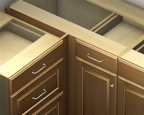 1 Door 1 Drawer Blind Corner Base Cabinet Left Blind Drawer