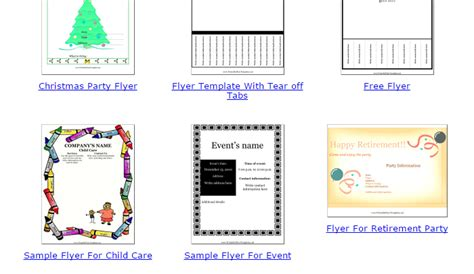 printable flyers templates free 4 contest flyer templates af templates