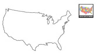 draw united states map how to draw map of usa united states map