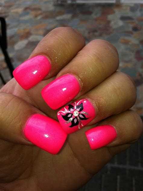 bright pattern nails 25 best ideas about bright summer nails on pinterest
