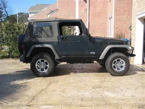 31 Tires For Jeep Wrangler Picture Request 3 25 Quot Lifts With 31 Quot Tires