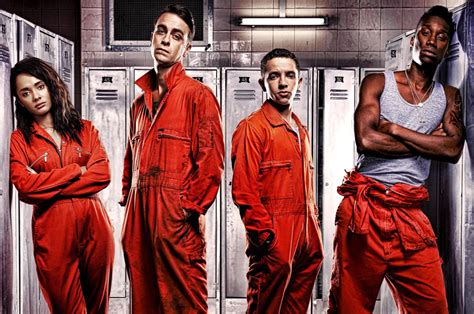 the five misfits misfits series 6 cancelled by channel 4 scifinow the world s best science fiction fantasy