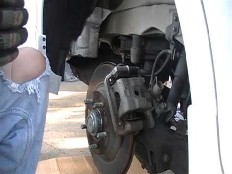 replace rear shocks ford fusion youtube ford fusion rear brakes 1 youtube