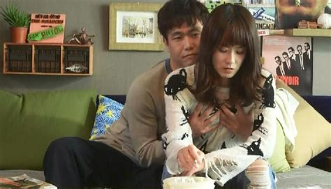 hot kiss scene in bedroom korean drama the lover strangest funniest drama ever couch kimchi