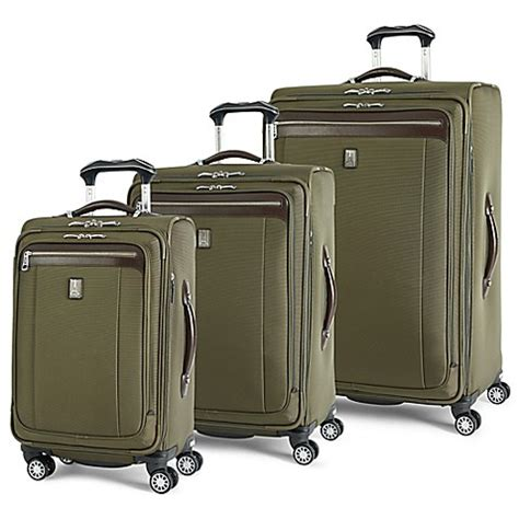 bed bath and beyond luggage travelpro 174 platinum magna 174 2 luggage collection bed bath