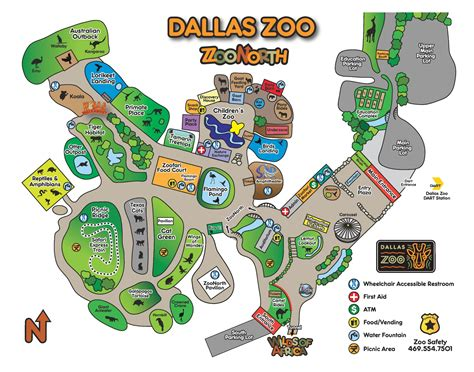 Zoologischer Garten Berlin Coupon by Dallas Zoo Map