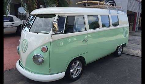 Sell Home Interior by 1965 Vw Bus The Car Bar
