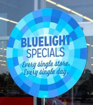 what is a light special kmart blue light special it s back
