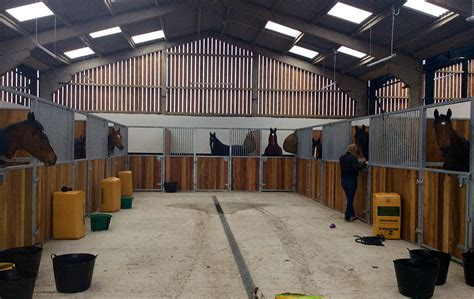stable section internal stables rss yorkshire