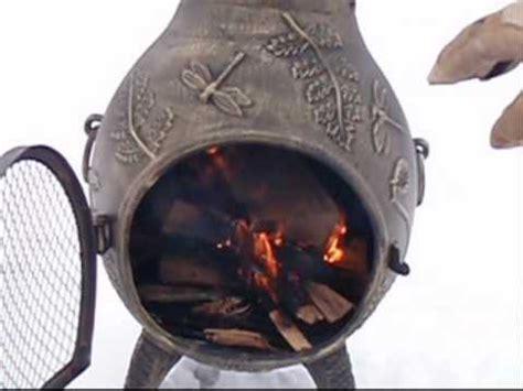 keg chiminea log burner or chiminea from a gas bottle how