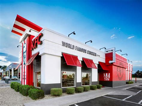 kfc store layout design brandchannel quot re colonelization quot kfc salutes colonel