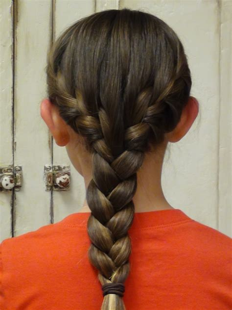frenchbraid styles for boys french braid twist side ponytail boys and girls hair styles