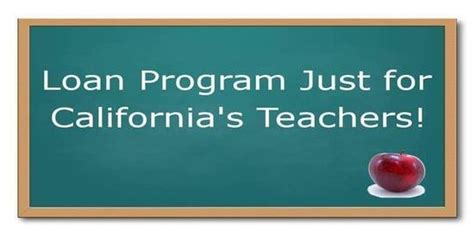 california teachers home loan programs software free