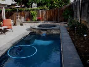 Pool In Small Backyard My Business Custom Pool Building Modern Designs