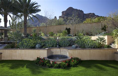 mediterranean backyard landscaping ideas beautiful desert landscaping vogue mediterranean