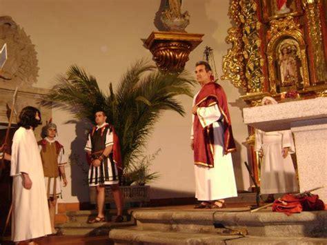 imagenes de jesus ante pilato jes 250 s ante poncio pilatos orellana la vieja badajoz