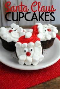 santa claus cupcakes frugal mom eh
