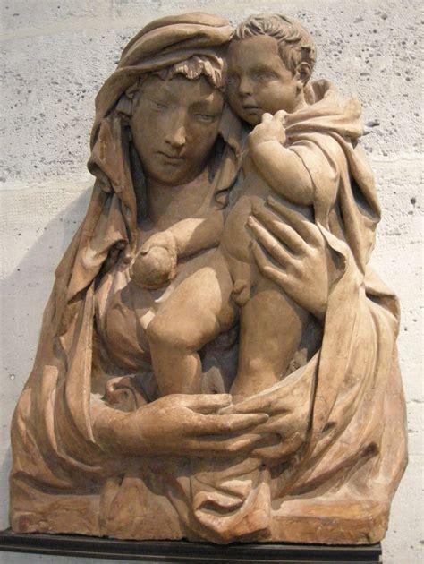 File:Bottega di jacopo della quercia, vergine col bambino Wikimedia Commons