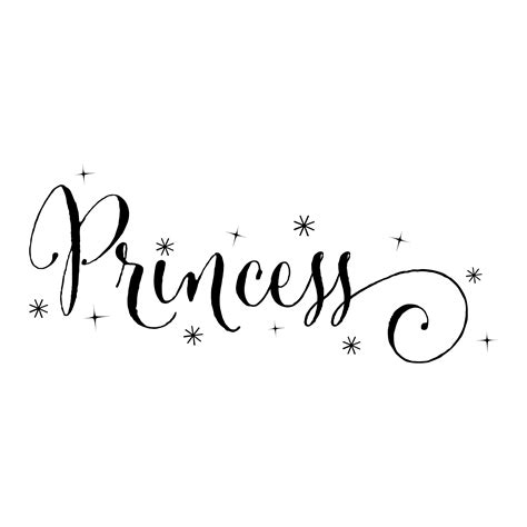 Chinese Themed Bedroom princess sparkles wall quotes decal wallquotes com