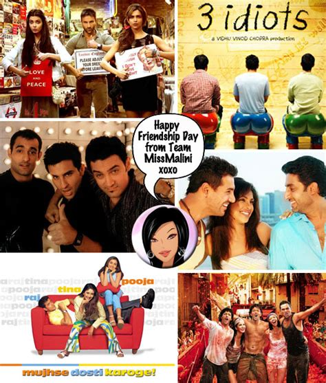 day indian song happy friendship day style missmalini