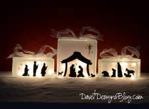 christmas in july nativity crafts two dozen creative