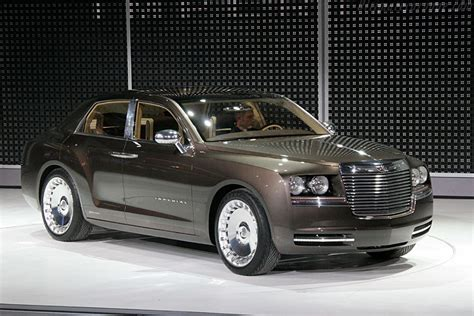 chrysler imperial concept 2006 chrysler imperial concept related infomation