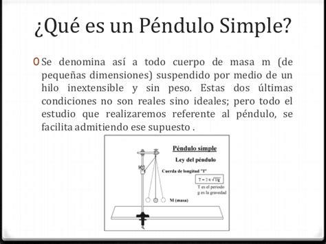 oscilacion doble o completa p 233 ndulo simple