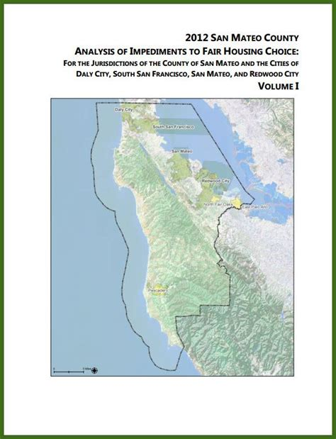 San Mateo County Section 8 by Plans And Reports Department Of Housing
