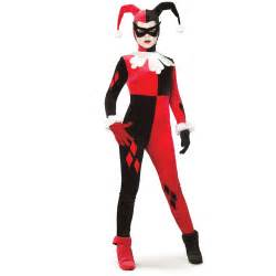 Amazon Red Toddler Bed Cheap Gotham Girls Dc Comics Harley Quinn Costume At