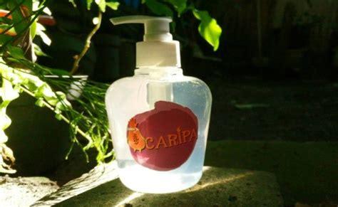 Sabun Pepaya Yang Asli mahasiswa unair bikin sabun cuci tangan dari biji pepaya