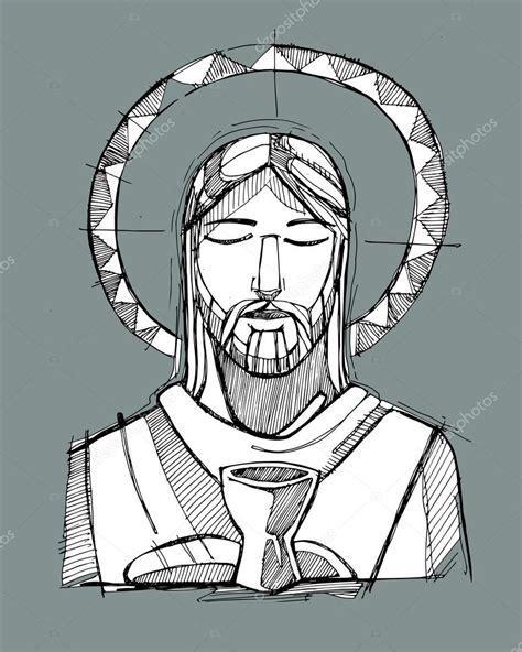 imagenes vectoriales de jesus s 237 mbolo de jes 250 s y la eucarist 237 a archivo im 225 genes