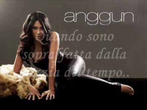 anggun want you to want me anggun snow of the doovi