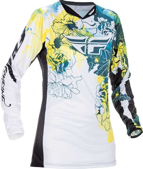 ladies motocross gear 2017 fly racing womens kinetic jersey mx atv motocross