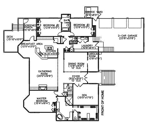 walton house floor plan walton place luxury ranch home plan 081d 0062 house