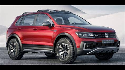 volkswagen new suv 2020 2020 volkswagen tiguan new details for a new generation