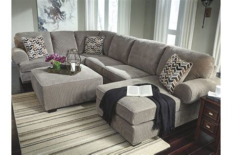 jinllingsly  piece sectional gray large living room