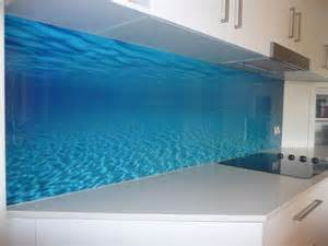 Painted Cabinets Color Ideas Best 25 Glass Splashbacks For Kitchens Ideas On Pinterest