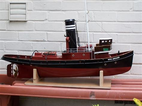 model steam tug boats for sale steam tug archer plans aerofred download free model