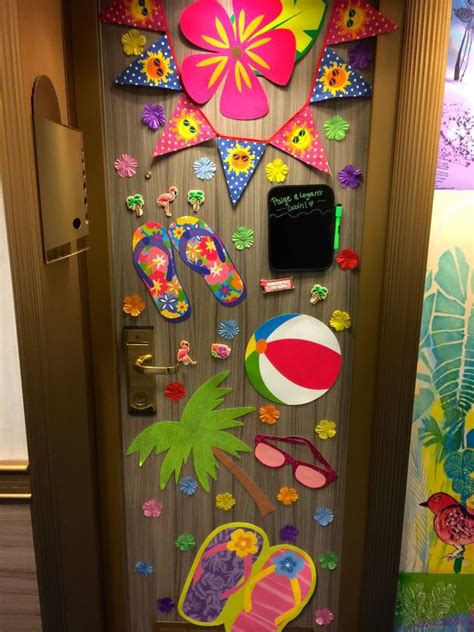 carnival cruise themes pin by deb kidder on carnival dream door ideas pinterest