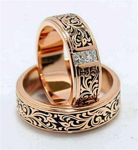 sepasang cincin kawin cantik bahan 1 palladium 2