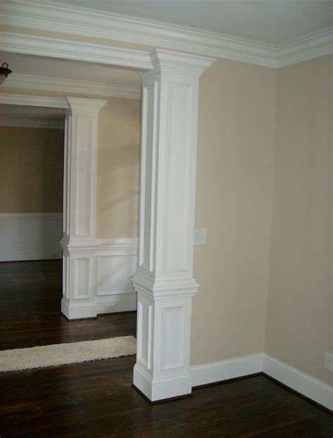 interior columns 25 best ideas about interior columns on pinterest columns floor trim and wood columns