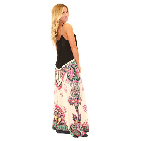 festival bound maxi skirt impressions s