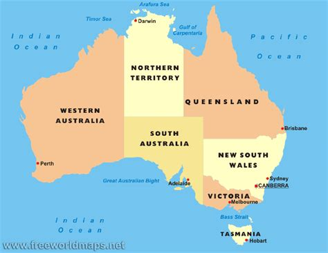 map of australia with oceans geography standards finding nemo