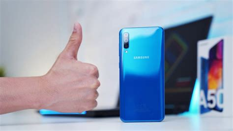Samsung Galaxy A50 Zoomit by Review Samsung Galaxy A50 Sikat