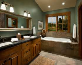 Color Palettes For Bathrooms - rustic bathroom beautiful homes design