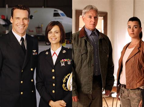 Ncis Usa Sweepstakes - jag vs ncis from mother show vs spinoff which is better e news