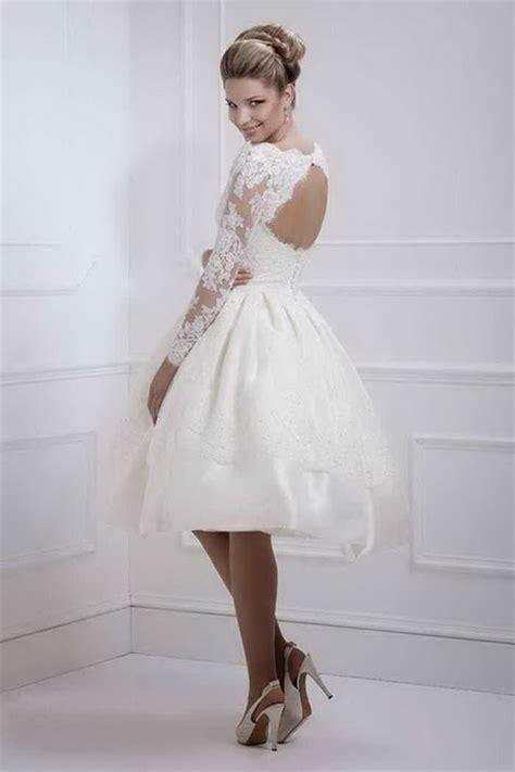 Hochzeitskleider Kurz by Standesamt Brautkleider Kurz