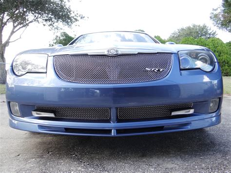 Chrysler Crossfire Grill by Chrysler Crossfire Custom Grill Www Pixshark