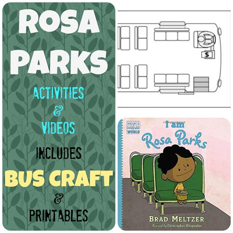 rosa parks biography lesson plan rosa parks bus story videos and activities kids